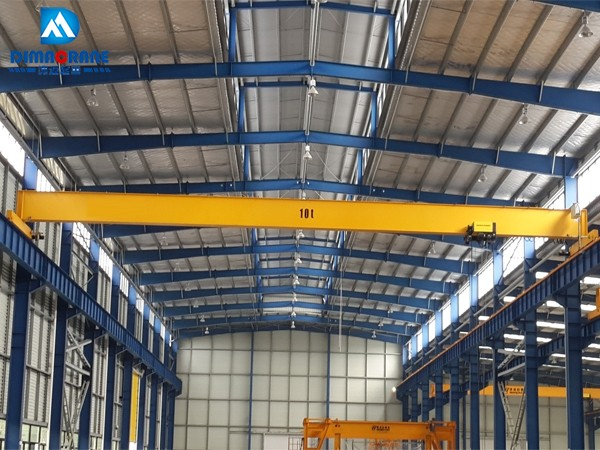 10 ton bridge cranes