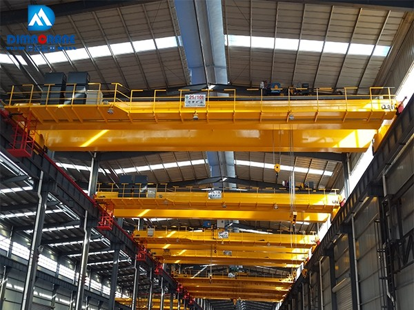 25 ton/10 ton bridge cranes