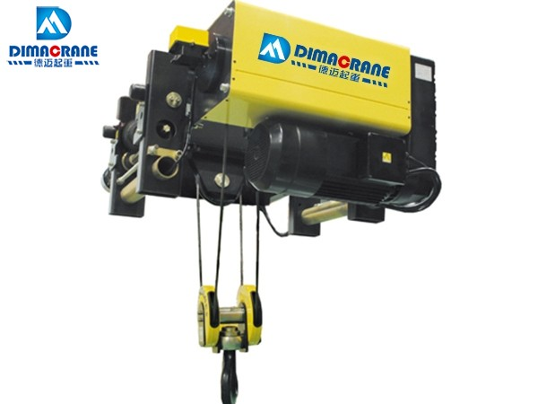 5 ton Euro-style single girder Electric Hoists