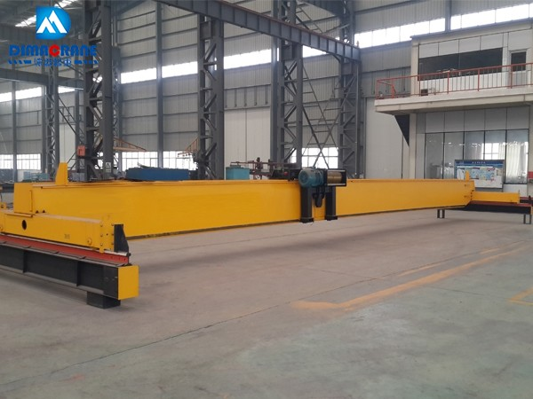 5 ton super low headroom overhead crane