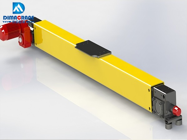 Euro-style Modularized End Carriages with SEW motor for Bridge Cranes