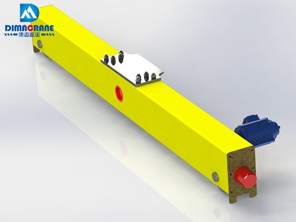 Taiwan style End Carriage for Single Girder Overhead Cranes