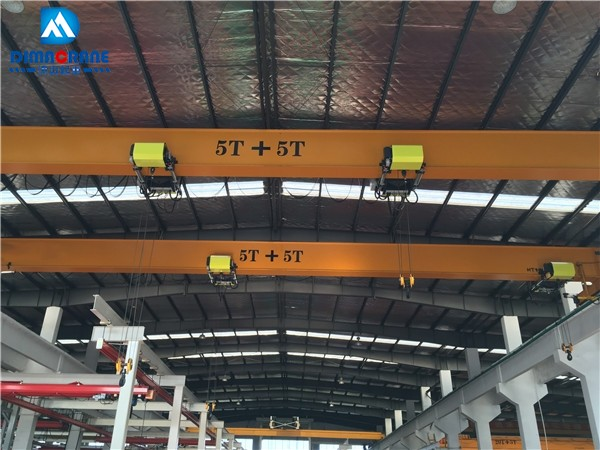 5 ton 10 ton 2019 new Europe style single beam overhead cranes for sale