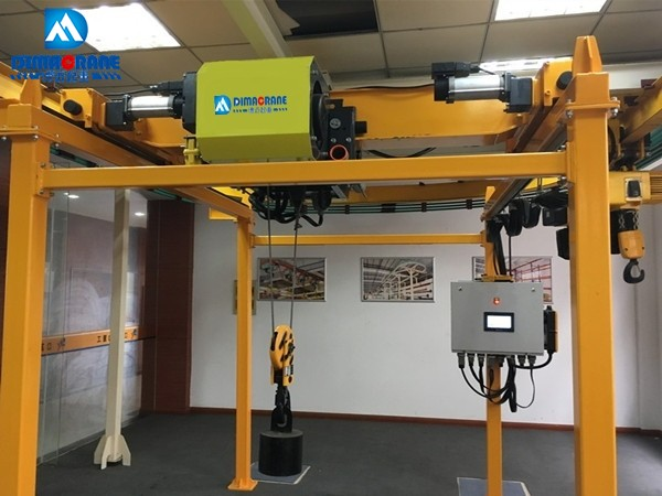 Smart Overhead Crane For Sale