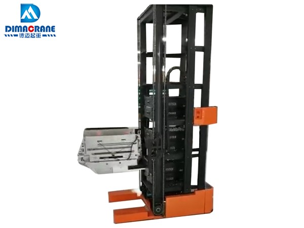 AGV robot Stacker