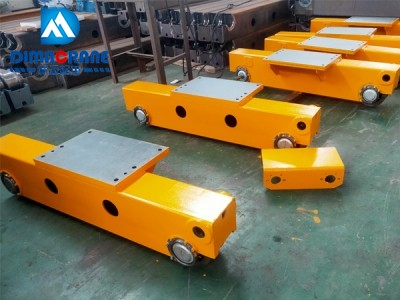 Europe style end carriage for 16 ton - 21m  overhead crane refurbishment In Ireland