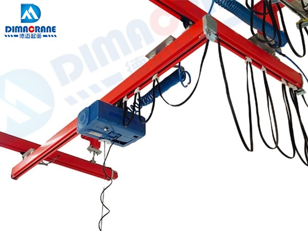 250 kg KBK Single Beam Crane