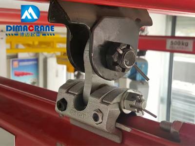 New style KBK suspension ring (eye) for ergo crane system