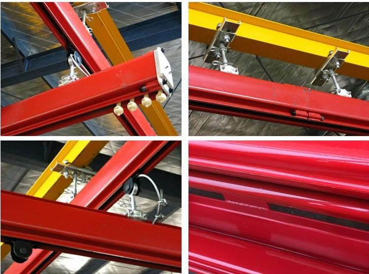 KBK I  II crane Rail track