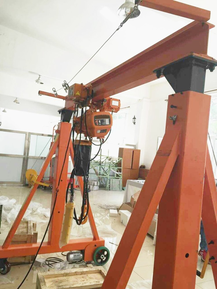 1 ton simple gantry crane