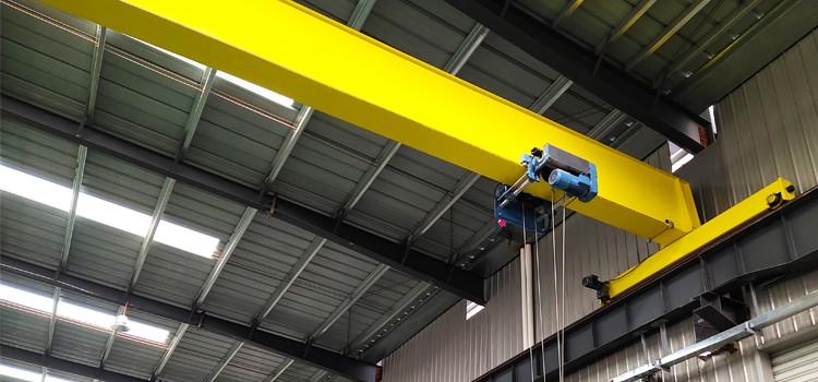 3.2 ton Bridge crane with DR electric hoist