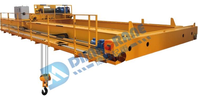 QD model double girder overhead crane