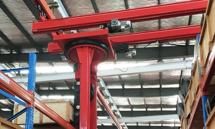 KBK-LM model Stacker Crane