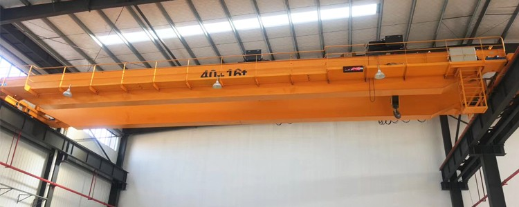 40+16 ton Double girder Bridge Crane