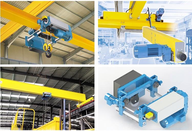 8 ton DR hoist Overhead Crane