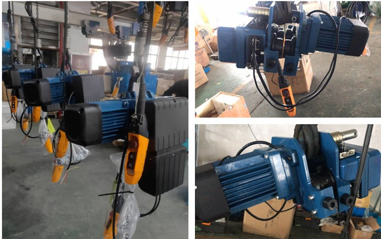 Demag style electric chain hoist