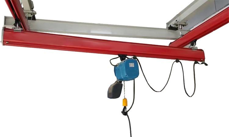 250 kg KBK Single Beam Crane