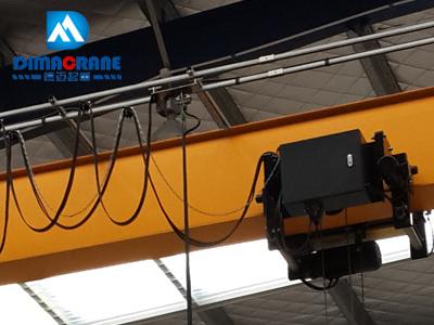 3.2 ton 3 ton 2 ton Euro-style single girder electric hoists
