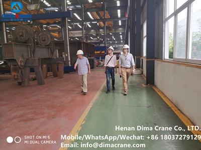 HENAN DIMA CRANE system   HENAN DIMA CRANE CMS